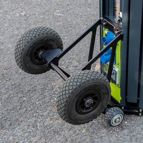 K45 Rough Terrain Wheel Kit