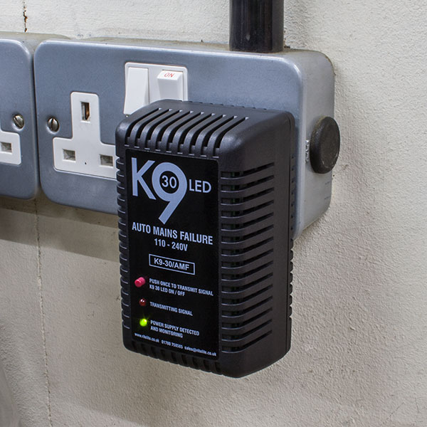 K9 AMF Emergency System