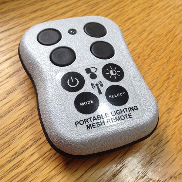 Ritelite K9 LED MESH Remote Control