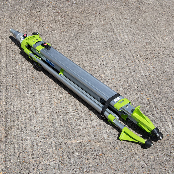 K35-Lite / K45-Lite Outdoor Tripod Stowed