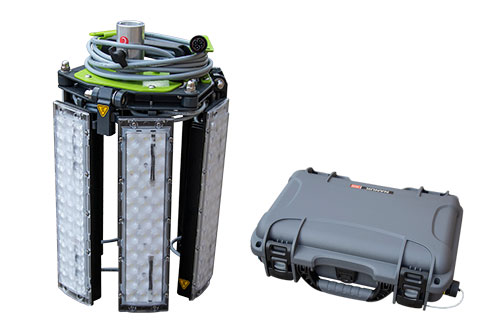 Ritelite K45-Lite light head and driver