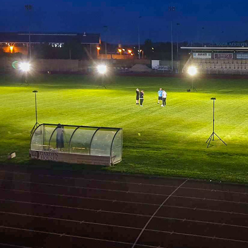 The development of the Sports-LITE training kits @ Ritelite (Systems) Ltd