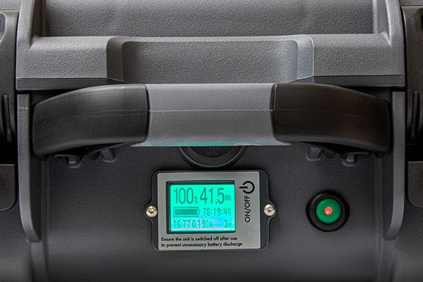 SLK310BP2 battery front