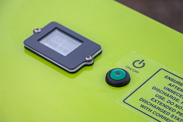 Rite-Power 5250-7000 display