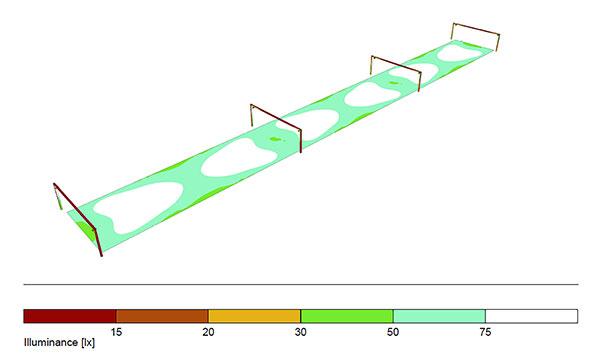 K21 light plot
