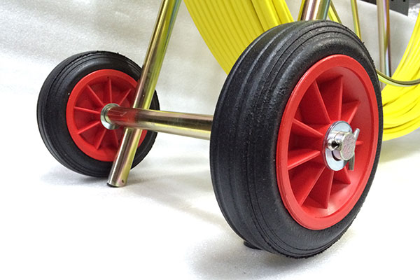 Cobra Features and Benefits - Wheels